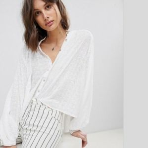 Free People In The Clouds Top